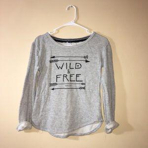 Bongo Wild & Free Sweatshirt